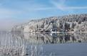 Plein la vue dans les neiges du Jura