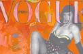 33 artistes revisitent les couvertures de Vogue avec des femmes célèbres