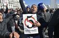 Algérie: des milliers de manifestants réunis contre la candidature de Bouteflika