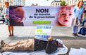 Les anti-GPA dénoncent une «propagande» pour la légalisation des mères porteuses