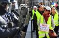 «Gilets jaunes»: policiers et gendarmes se préparent à un week-end à risque