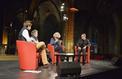 «Je me voyais, je m'entendais à l'écran»: le film Grâce à Dieu débattu dans une église de Lyon