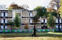 La mairie de Paris veut prolonger l'installation du centre pour SDF dans le XVIème