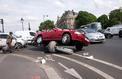 Les accidents causés par des automobilistes non assurés coûtent de plus en plus cher