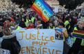 «Gilets jaunes»: des centaines de personnes réunies à Nice en soutien à la militante blessée