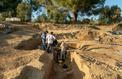 Incroyable découverte étrusque en Corse