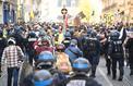 «Gilets jaunes»: soulagement à Bordeaux après une journée sous haute surveillance