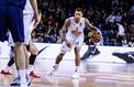 Basket: le Français Edwin Jackson traité de singe pendant un match surréaliste à Belgrade