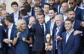 Les Bleus recevront la Légion d'honneur le 4 juin à l'Elysée
