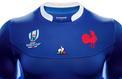 XV de France: un nouveau maillot inspiré de l'armure des samouraïs au Mondial