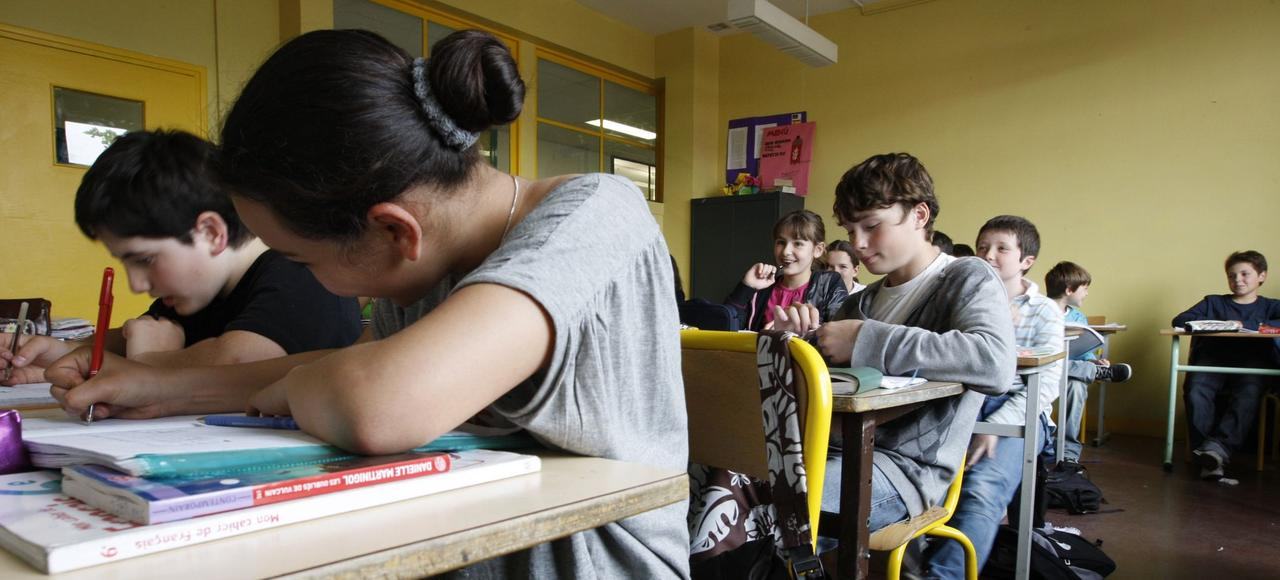 Un quart des enfants entrant en 6e ne savent ni lire un énoncé, ni comprendre un texte court, ni réaliser des calculs élémentaires.