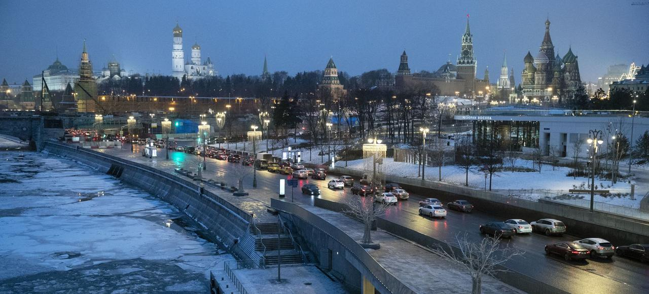 Moscou devient la vitrine de la reconnaissance faciale
