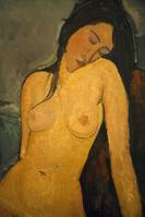 «Iris Tree» d'Amadeo Modigliani (1916)/