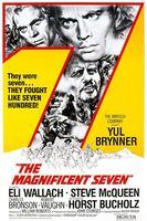 L'affiche des «Sept Mercenaires».