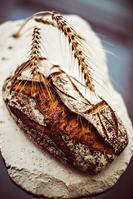 Le pain de Guillaume, boulanger-meunier du Bristol à Paris.
