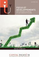 Capital ingenium - Focus et développements sur l'épargne salariale et l'actionnariat salarié
