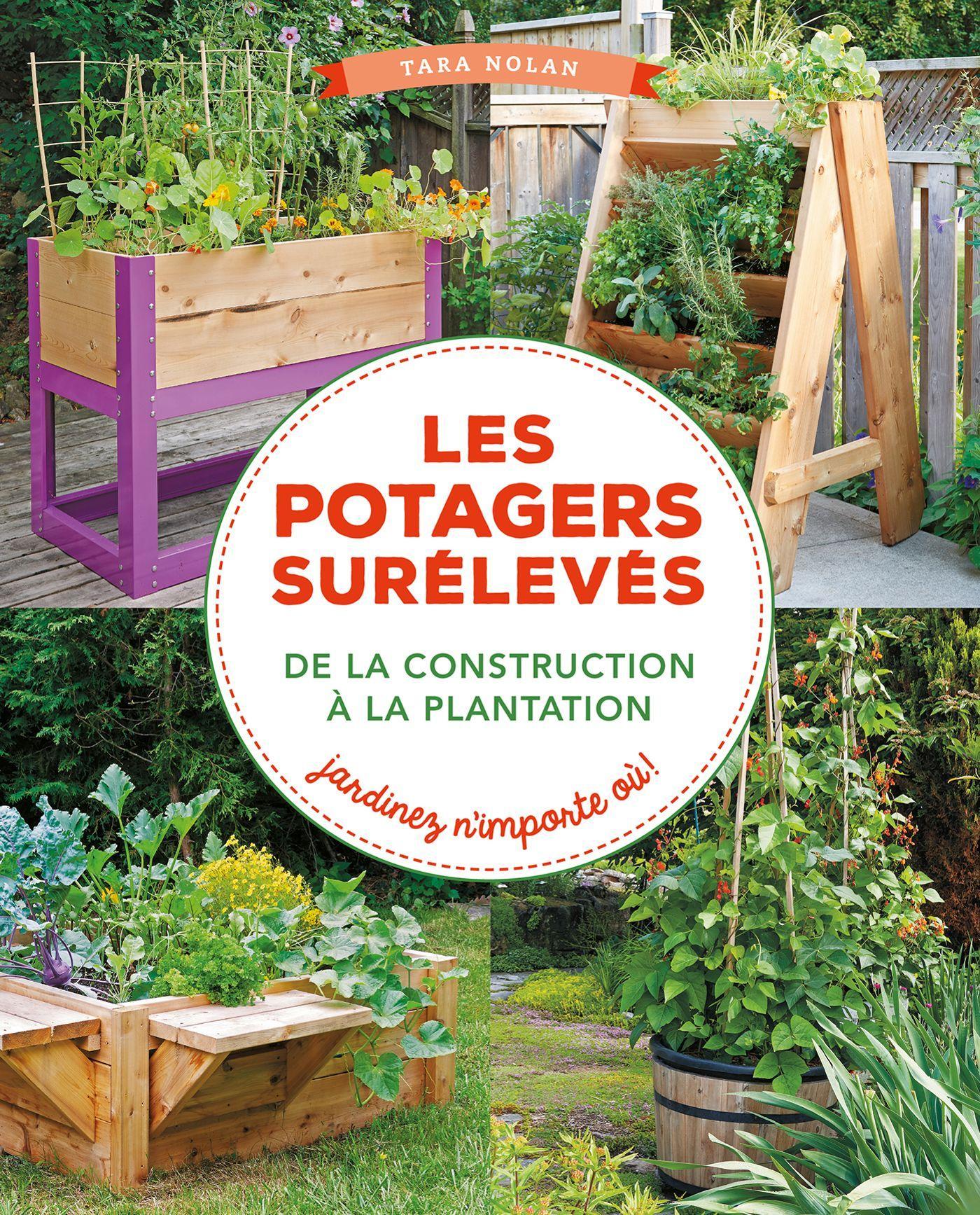 jardin comment fabriquer soi m me un potager sur lev. Black Bedroom Furniture Sets. Home Design Ideas