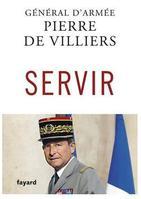 La couverture du livre du général Pierre de Villiers.