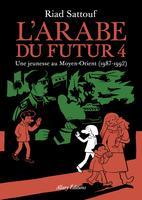 La couverture de «L'Arabe du futur 4».