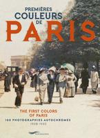 «Premières couleurs de Paris» de Françoise Ravelle.