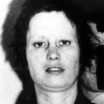 Urlrike Meinhof, le «cerveau de la bande».