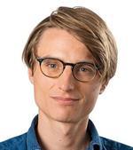 Beat Metzler, journaliste du <i>Tages Anzeiger</i>.