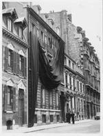 L'ancien siège de la SFIO, 9 rue Victor Massé