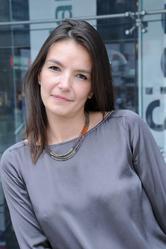 Julie Valode, directrice du Siec