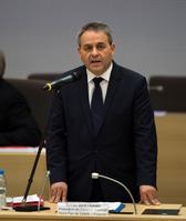 Xavier Bertrand, président LR de la région Hauts-de-France