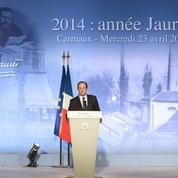 Gaël Brustier: «Il y a un monde entre Jean Jaurès et François Hollande»
