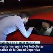 Le Real Madrid suspend un supporteur violent envers les joueurs