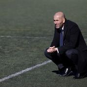 Zidane prend des cours au Bayern Munich