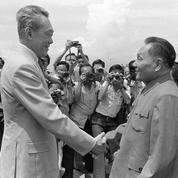 Pékin vante le Singapour ordonné de Lee