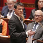 Valls: le score du FN est une «bombe à retardement pour les élections à venir»