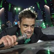 Robbie Williams chante pour les dix ans de règne du prince Albert II