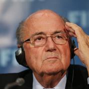 Sepp Blatter s'oppose au boycott du Mondial 2018 en Russie
