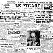 En 1953, un vol Paris-Saïgon s'écrasait au sud de Barcelonnette