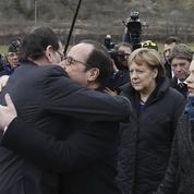Crash de l'A320 : les politiques doivent-ils se rendre sur les lieux des tragédies?