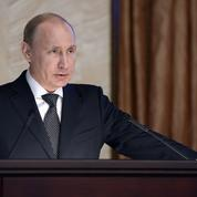 Poutine mobilise le FSB tous azimuts