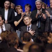 Nicolas Sarkozy s'affiche avec l'UDI à Perpignan