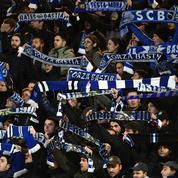 60.000 euros d'amende pour Bastia à cause de ses supporteurs