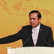 En Thaïlande, le leader de la junte menace de mort les journalistes critiques