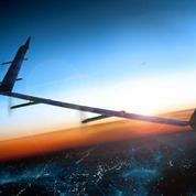 Facebook fabrique des drones pour connecter le monde à Internet