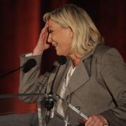 Marine Le Pen se dit «très confiante» pour 2017