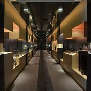 Vol d'un montant d'un million de francs suisses au musée DeWitt