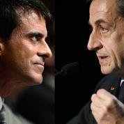Nicolas Sarkozy - Manuel Valls : si loin, si proches