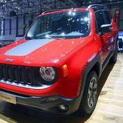 La première Jeep «made in Italia» débarque aux États-Unis