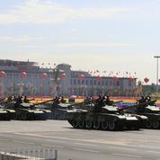 En Chine, une parade militaire sensible