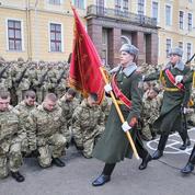 Washington envoie des parachutistes pour entraîner des soldats ukrainiens
