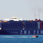 CMA CGM a enregistré un record de ventes en 2014